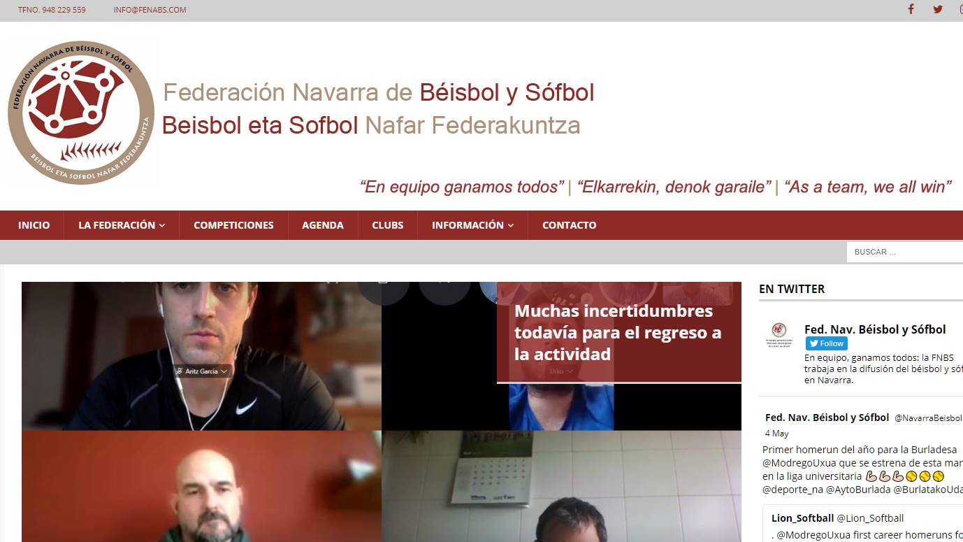 Fenabs - Web diseñada por net948 Pamplona